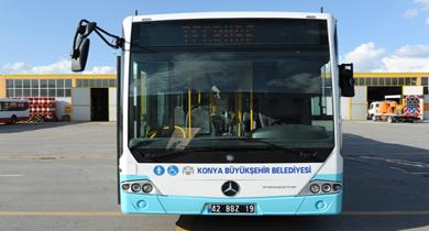 Otobüs Güzergahları Değişti