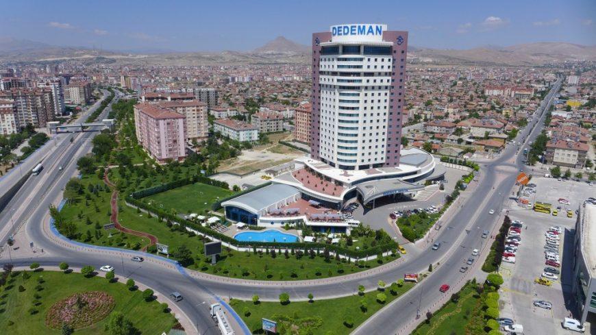 Dedeman Hotel Konya