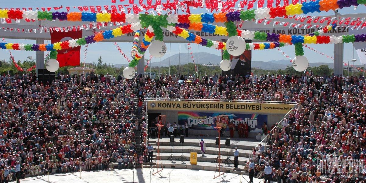 Konya'nın Şenlik ve Festivalleri
