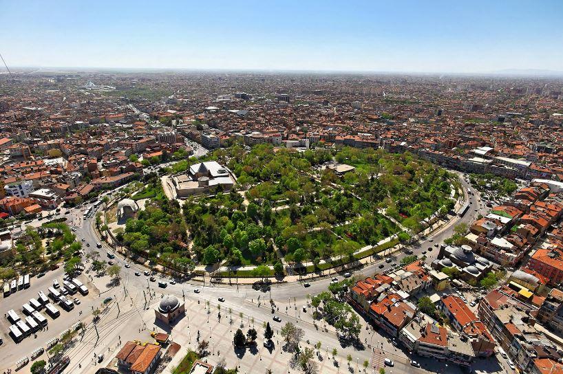 Konya'nın Tarihçesi